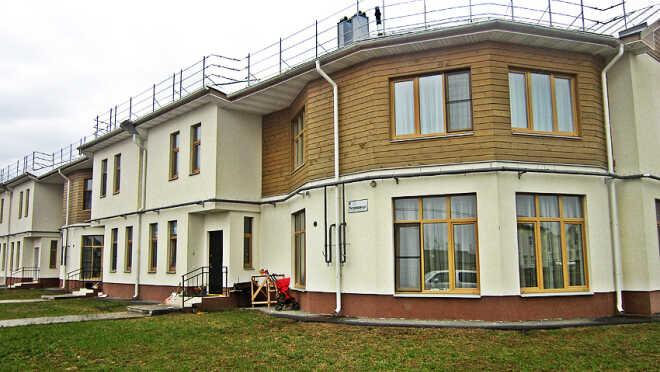 ЖК Петровская Мельница